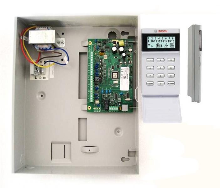 Bosch ICP-C408 page